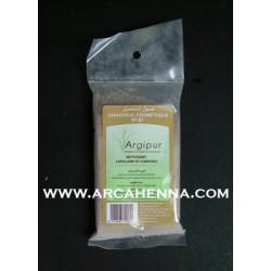 Ghassoul en poudre, sachet dose de 50 gr
