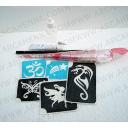 Kit de démarrage de tatouage au jagua