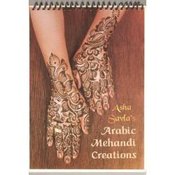 Arabic mehandi creations de Asha Savla