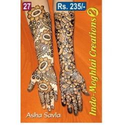 Indo-Moghlai Creations 2 de Asha Savla
