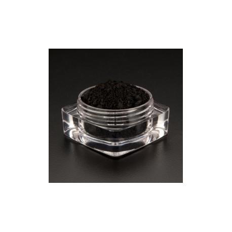 Poudre MICA Onyx (noir mat) 3g