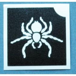 pochoir araignée mygale