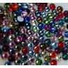 Sachet de cristaux de swarovski mélangés 2.6mm ss9