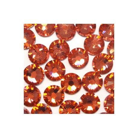 Sachet de cristaux de swarovski padparadscha 2.6mm ss9
