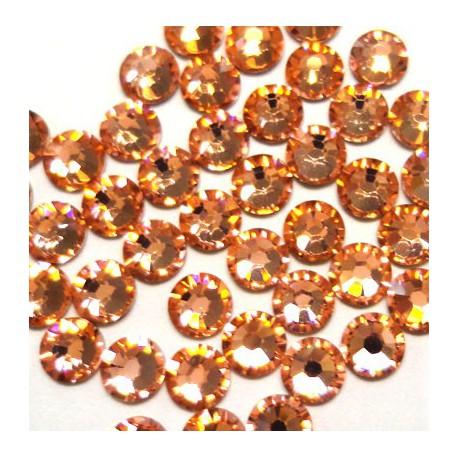Sachet de cristaux de swarovski pêche blanche 2.6mm ss9