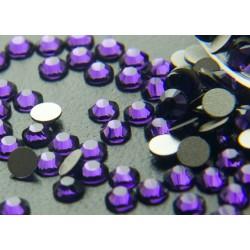 Sachet de cristaux de swarovski pourpre 2.6mm ss9