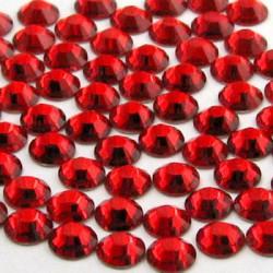 Sachet de cristaux de swarovski siam 2.6mm ss9