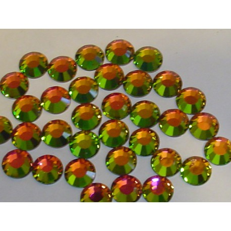 Sachet de cristaux de swarovski vitrail 2.6mm ss9