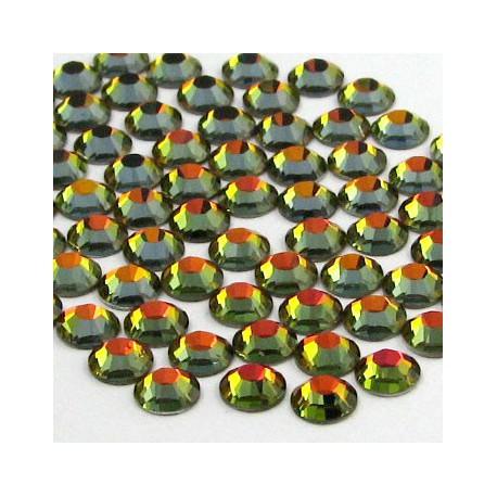 Sachet de cristaux de swarovski volcano 2.6mm ss9