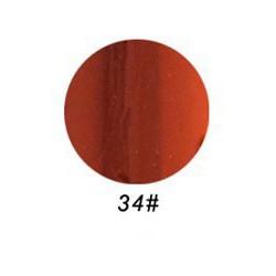 rouleau de feuille métallisée orange