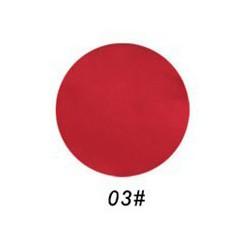 rouleau de feuille métallisée rouge