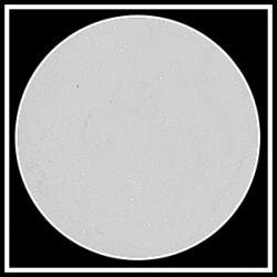 Paillettes cosmétique ultra-fine blanc neige 4g