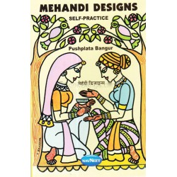 Mehandi Designs Self-practice