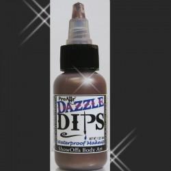 Encre temporaire bronze 30 ml