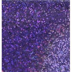 Flacon de paillettes cosmétiques extra-fine violet holographique 14g