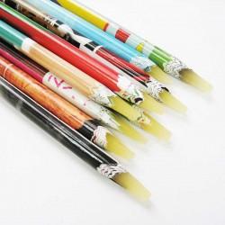 Crayon attrape cristaux en cire
