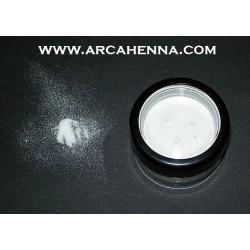 Paillettes cosmétique ultra-fine blanc irisé 4g