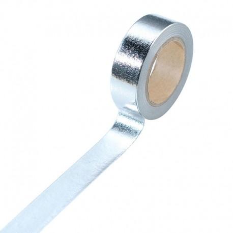 Ruban adhésif métallisé