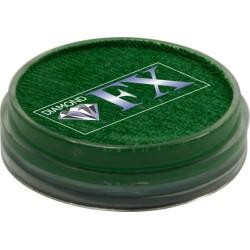 Fard à l'eau Diamond FX vert 10g