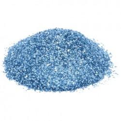 Paillettes cosmétique ultra-fine bleu acier 4g