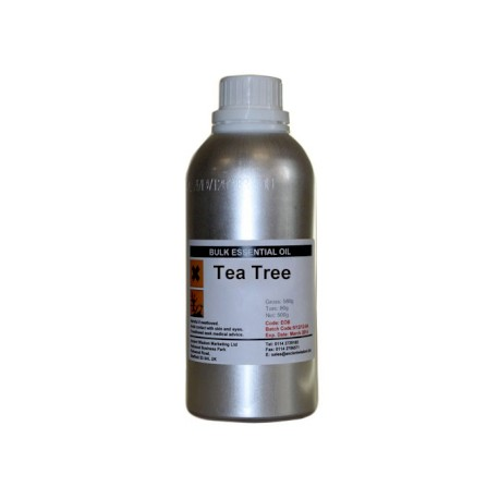 Huile essentielle de Tea Tree 500 ml