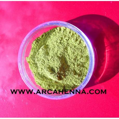 Henné naturel du Maroc pour cheveux 100g