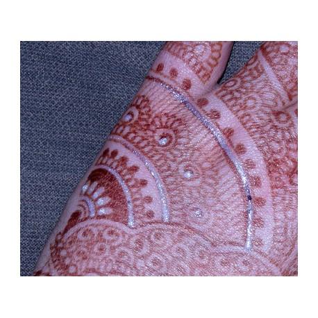 Lot de 10 cônes de henné naturel prêt à l'emploi Rajasthan